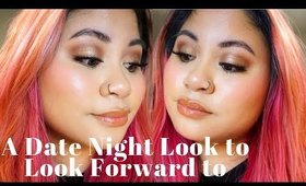 Quick Tutorial: Date Night Glam Eyes | Victoria Briana
