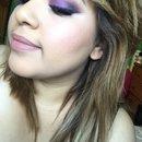 Cranberry / Purple eyes