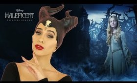 SFX ARTIST TRANSFORM ME INTO MALEFICENT