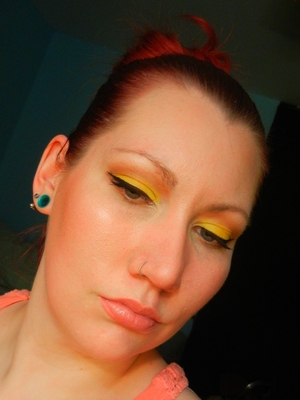 I'm trying to will spring here early with Yellow