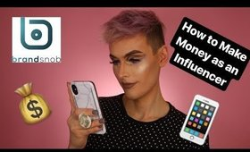 HOW TO MAKE MONEY AS AN INFLUENCER | BRANDSNOB APP REVIEW | WILL DOUGHTY