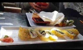 Deep Fried Sushi!   Weekly Vlog 6