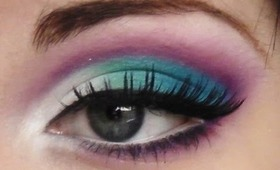 'Fierce Flowers' Inspired Make-Up Tutorial (w/ Sugarpill Cosmetics)