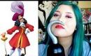 DISNEY: Captain Hook INSPIRED Makeup