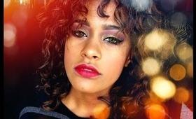 Red Vixen Makeup