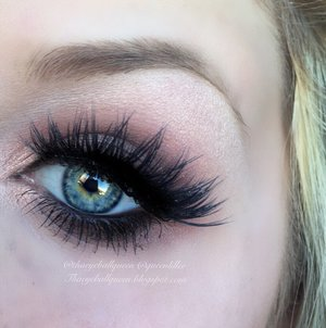 here is just a close up from the full faced makeup before!  http://theyeballqueen.blogspot.com/2015/11/thanksgiving-autumn-makeup-tutorial.html