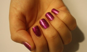 Loathe or Love: Color Changing Glitter Polish