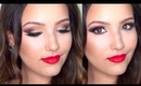 Glamorous Makeup Tutorial using the Catwalk Palette