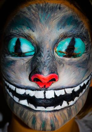 Cheshire Cat #1