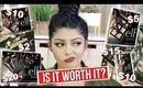 e.l.f. HOLIDAY SETS 2017 UNBOXING + IS IT WORTH IT?!   SCCASTANEDA