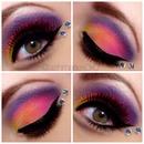 Sunset inspired! (Jessie Blush recreation) 💕
