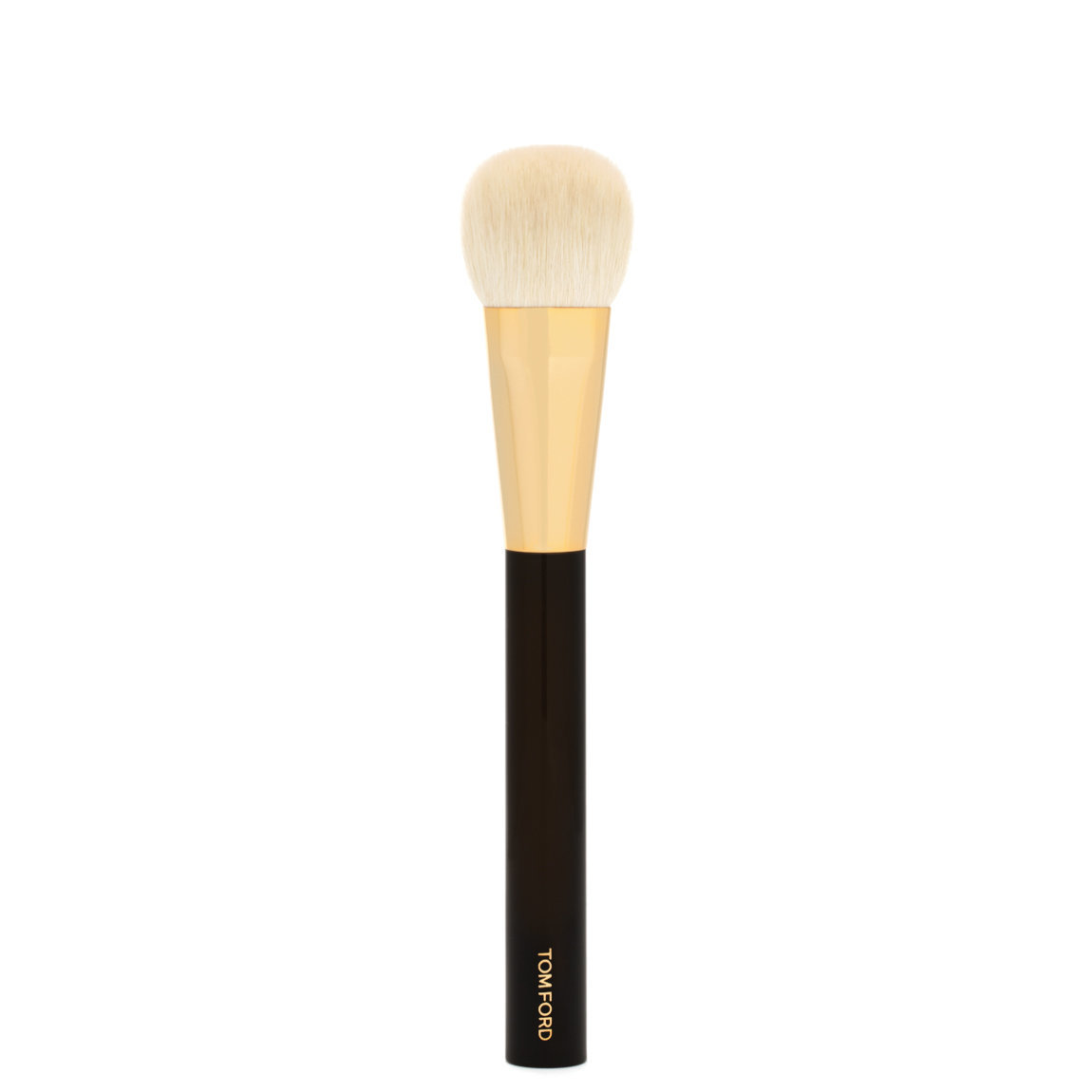 TOM FORD Cream Foundation Brush 02 product smear.