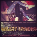 Galaxy leggings! shoploverebel.com