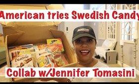 American Tries Swedish Candy