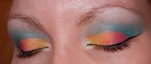 Tropical Island Eyes