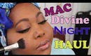 MAC Divine Night Holiday Collection Haul and Swatches