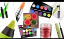 Neon Beauty Week Day 7 | Favourite Neon Make-Up Products