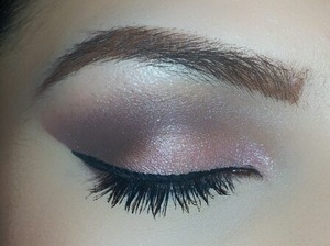 I used nothing but the naked 3 palette , check out my YouTube channel @ Xo_LethalBeauty !!
