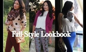 Fall Style Lookbook w/ Charlotte Russe & Solesociety