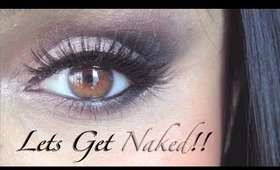 Lets Get Naked... With Urban Decay Naked and Naked 2 Palette (Requested Look)