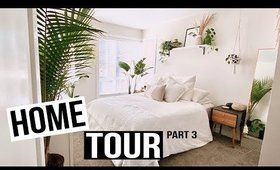 HOUSE TOUR  🌿 Plants, Bedroom, YOGA ROOM 🌲| Karissa Pukas HOME  [p a r t  3]