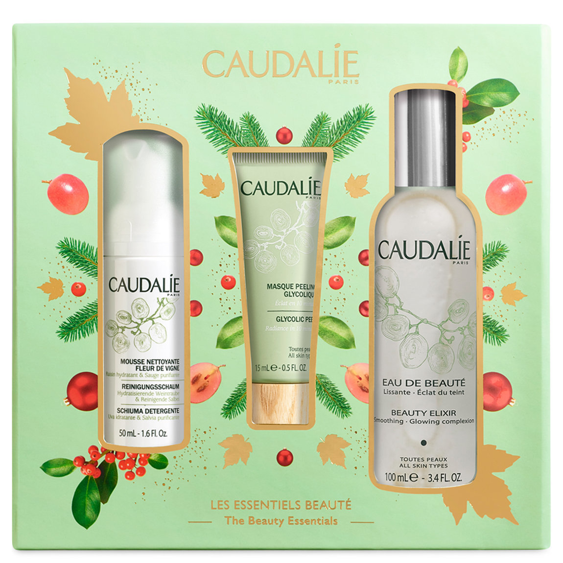 Caudalie The Beauty Essentials Beauty Elixir Set alternative view 1 - product swatch.