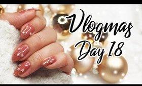 Minimalistic Monday Christmas Ornaments   Vlogmas Day 18 ♡