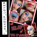 Red Queen Makeup