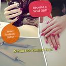 Be a wild girl! N.nail Dot Pattern Pen!