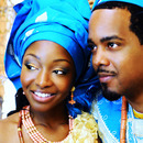 Nigerian Bride & Husband