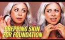 Best Skin Prep For Makeup On Mature Skin I MARYAM REMIAS
