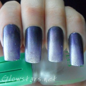 A gradient mani. To learn more about this mani please visit http://glowstars.net/lacquer-obsession/2012/09/30-days-of-untrieds-gradient-nails