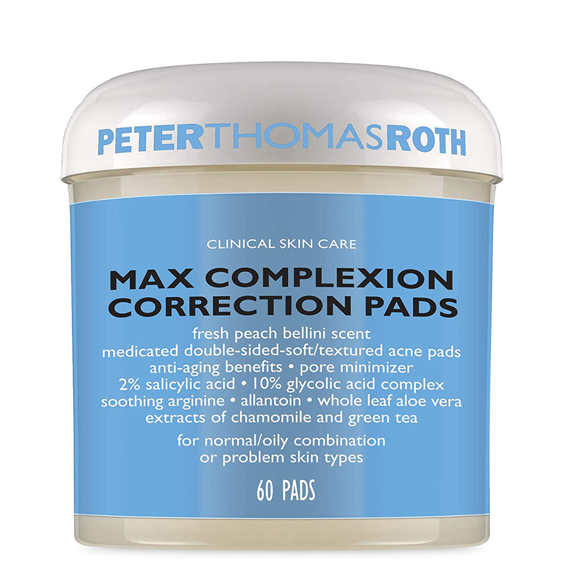 Peter Thomas Roth Max Complexion Correction Pads alternative view 1 - product swatch.