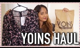 YOINS Try-on Haul | Shoes and Dresses | Stacey Castanha
