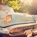Powder Blue Dream Car