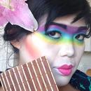 Pride Gaysha Makeup