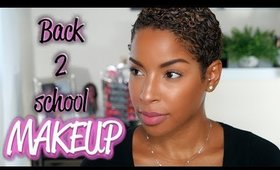 BACK To School, MOM on the GO Makeup! | BeautyByLee