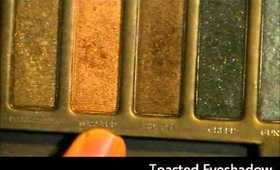 Urban Decay Naked Pallette Tutorial