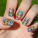 Springtime pastels