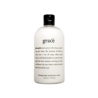 Philosophy Pure Grace Foaming Bath and Shower Cream