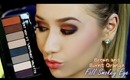 "Brown + Burnt Orange Fall Smokey Eye Tutorial Featuring Kat Von D's ""Ladybird"" Palette"