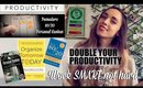 "Double your PRODUCTIVITY as a freelancer or student! - DAY 12 ""TYLA CHALLENGE"""