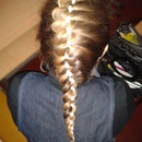 4 Strand French Braid