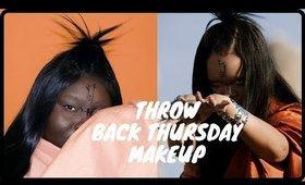 #tbt Rihanna Sledgehammer Makeup Look
