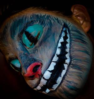 Cheshire Cat #3