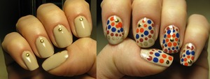 Here's my beloved dots again!