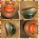 Green vs Orange