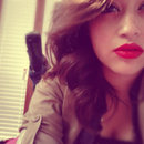 Red lipstick♥