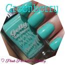 Barry M - Greenberry
