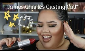 James Charles Casting Call